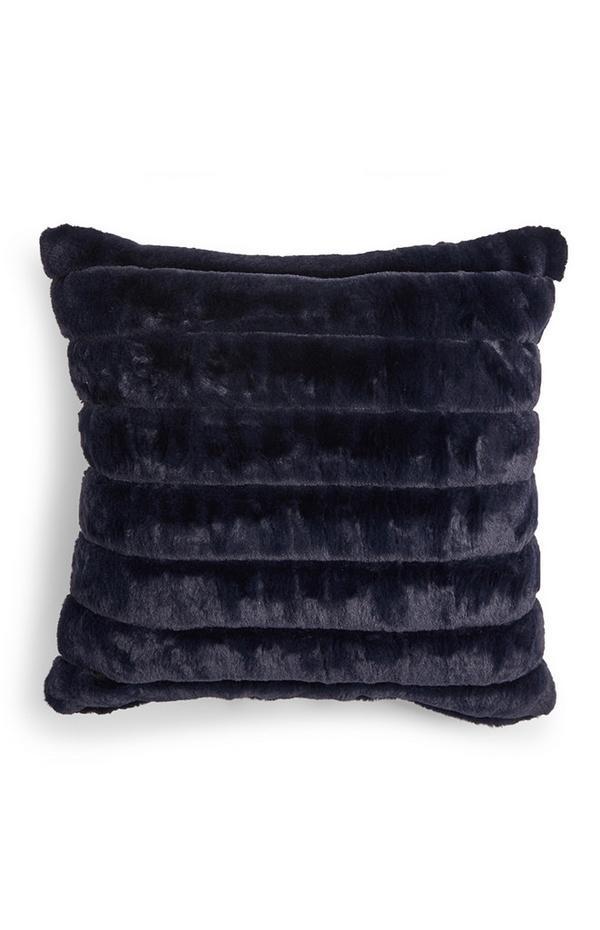 Faux Rabbit Fur Cushion 45x45