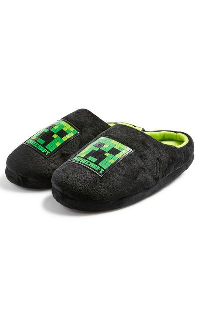 Chaussons Minecraft ado