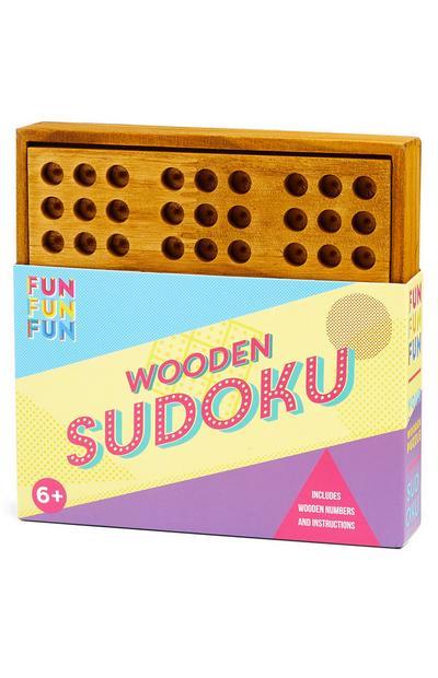 Holz-Sudoku
