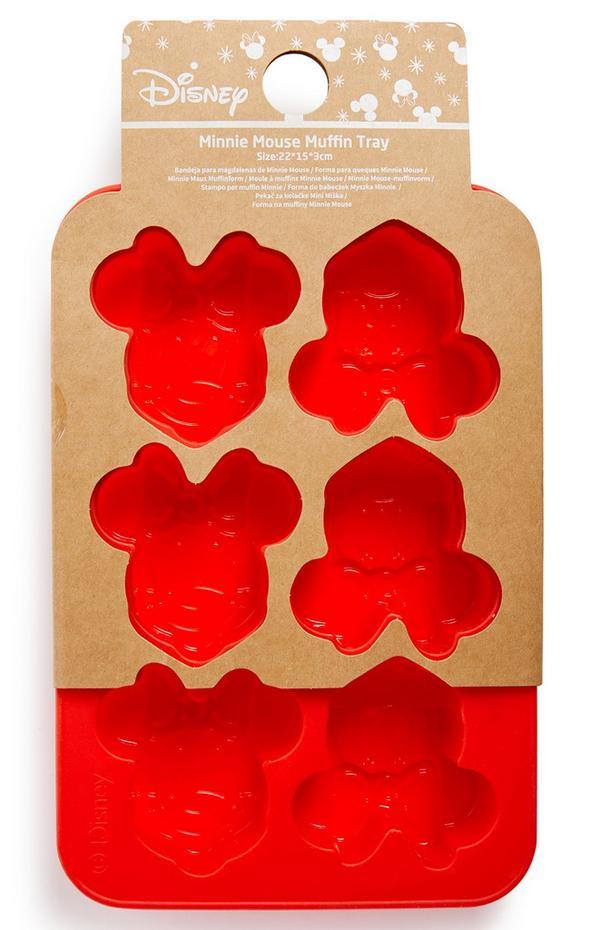 Molde para magdalenas de Mickey Mouse