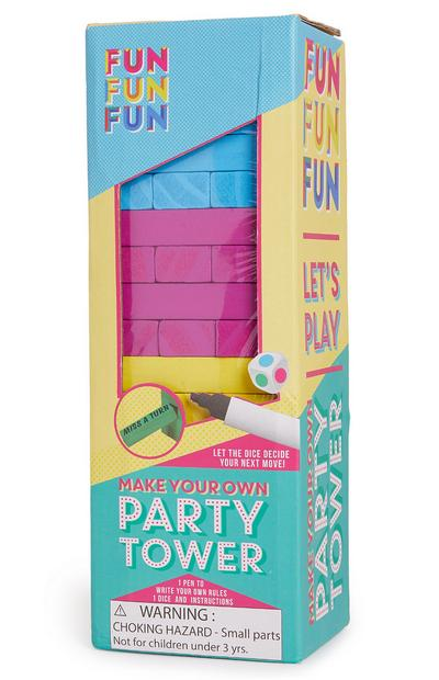 Spel Party Tower