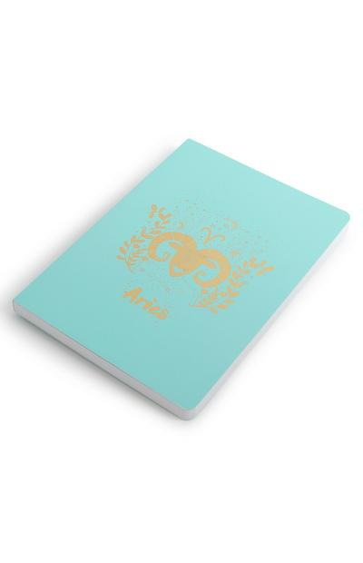 A5 Aries Notebook
