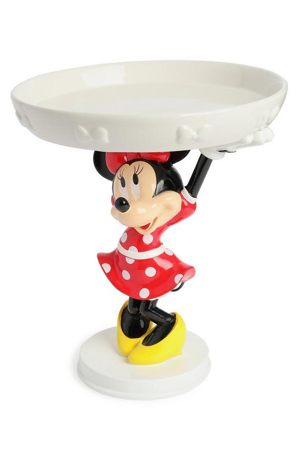 Soporte para pastel de Mickey y Minnie