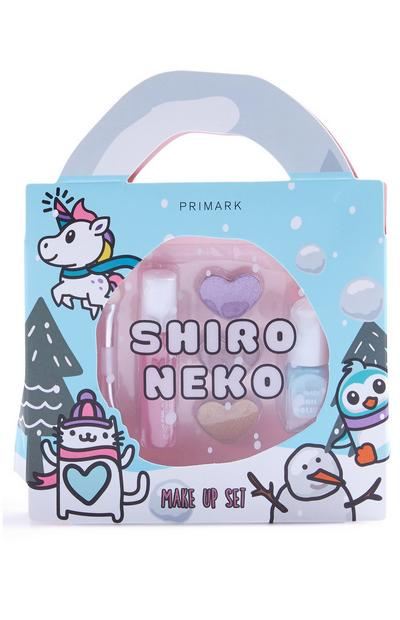 Shiro Neko Beauty Bag