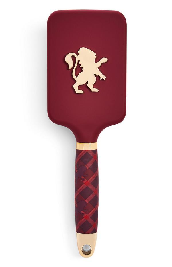 Vlakke rode haarborstel Harry Potter Griffoendor