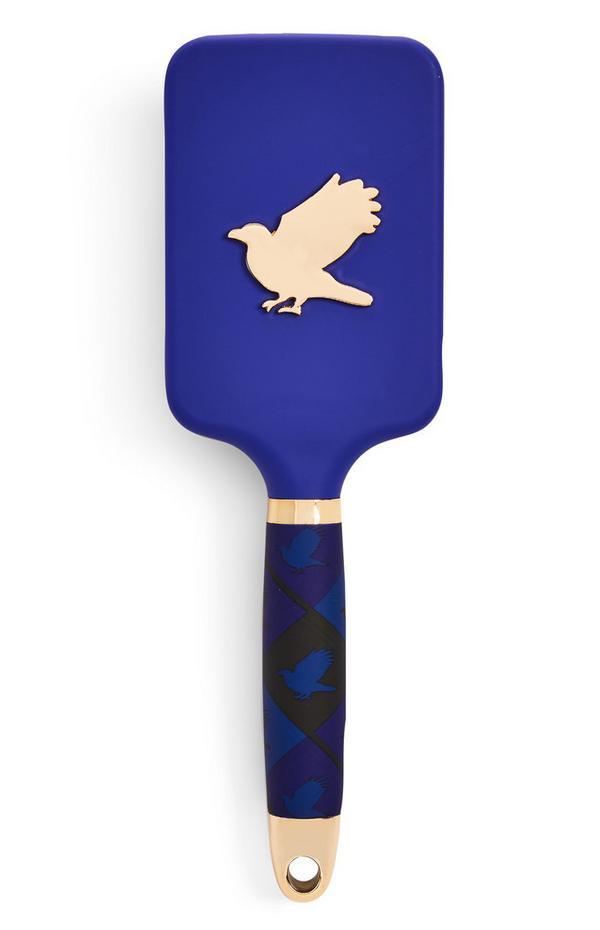 Brosse plate bleue Serdaigle Harry Potter