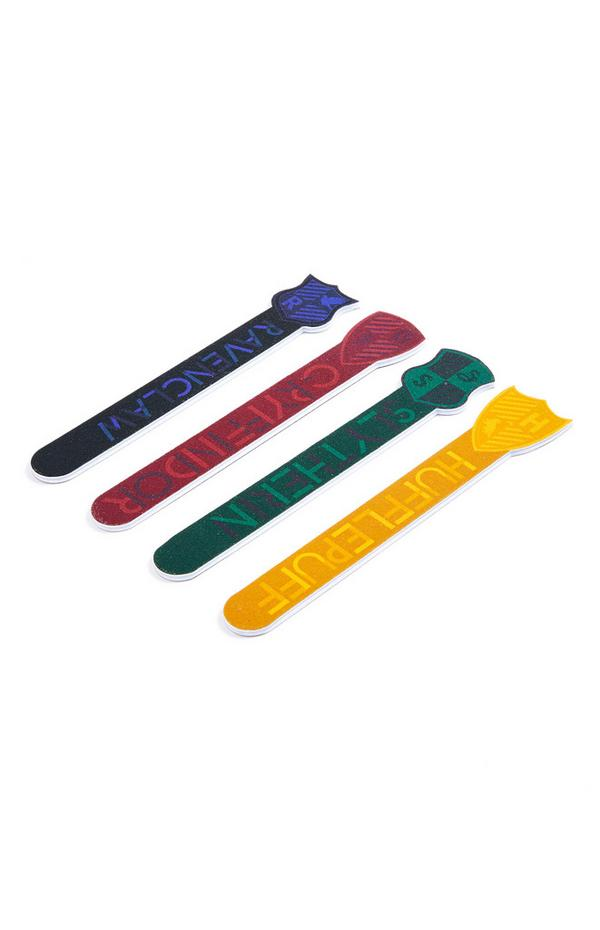 4-Pack Harry Potter Nail Files
