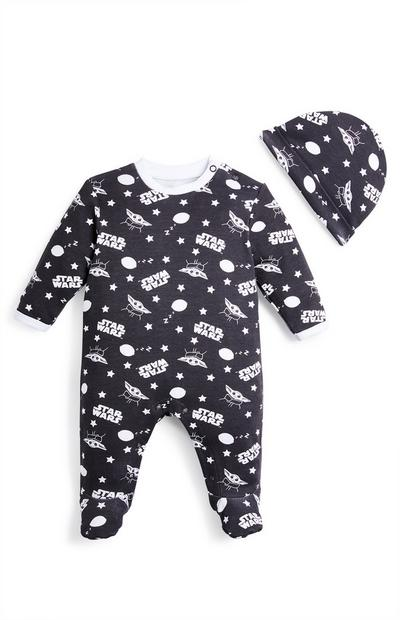 Baby Star Wars The Child Sleepsuit