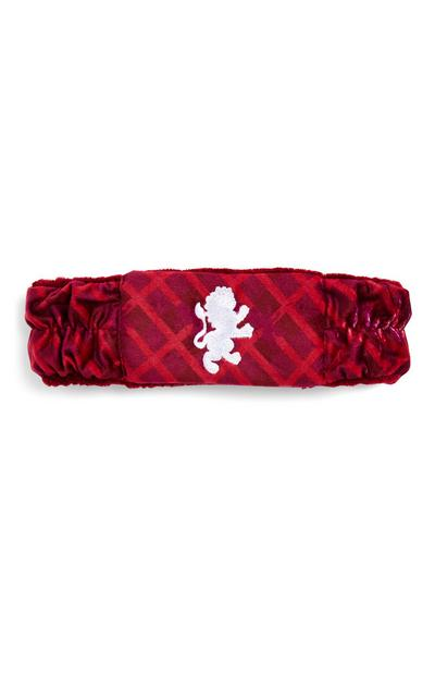 Bandeau rouge Gryffondor Harry Potter