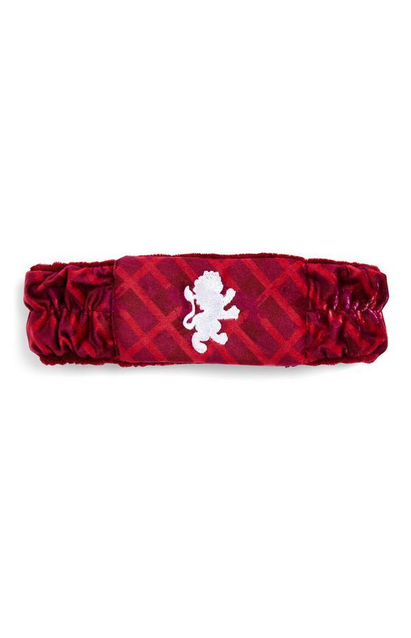 Harry Potter Red Gryffindor Headband