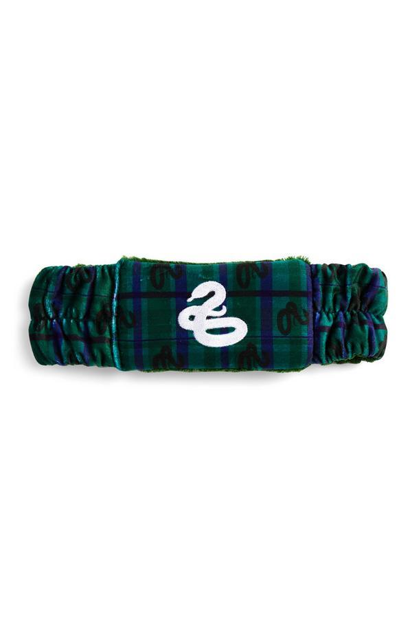 Harry Potter Green Slytherin Headband