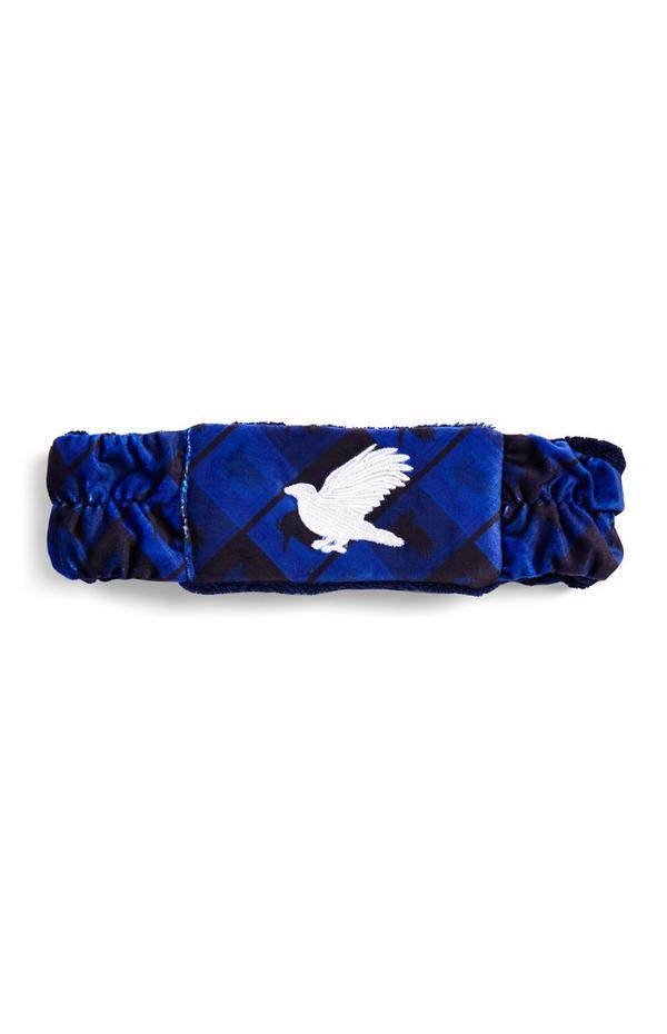 Blauwe haarband Harry Potter Ravenklauw
