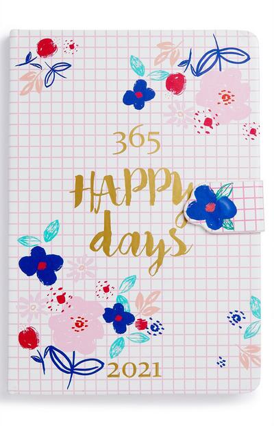 Happy Days A5 Diary
