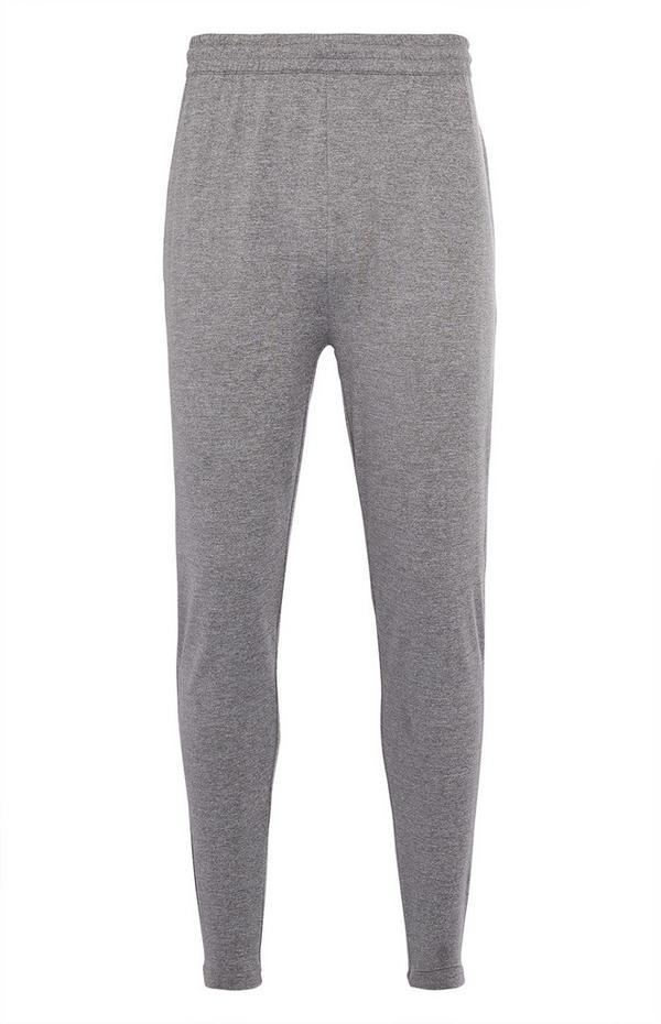 Grey Super Stretch Joggers