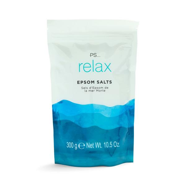 Sels d'Epsom de bain Relax 300g