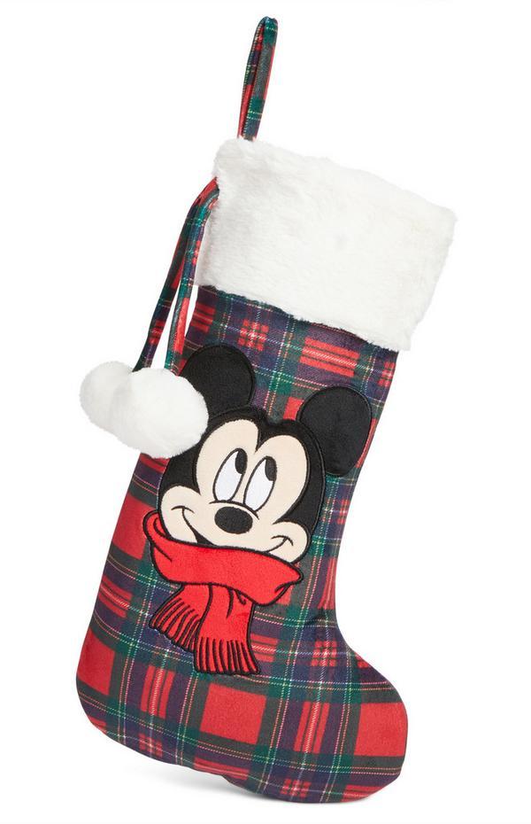 Calcetín de Mickey Mouse