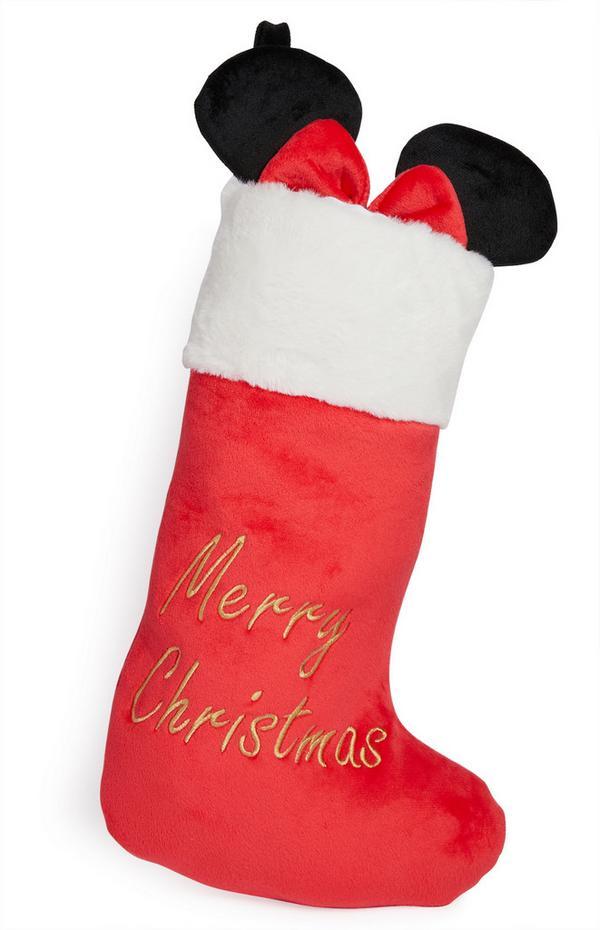 Calcetín de Navidad de Minnie Mouse