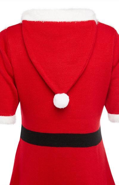 Santa Christmas Dress