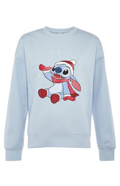 Pull de Noël Stitch