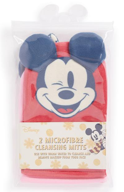 Mickey Mouse Face Mitts 2 Pack