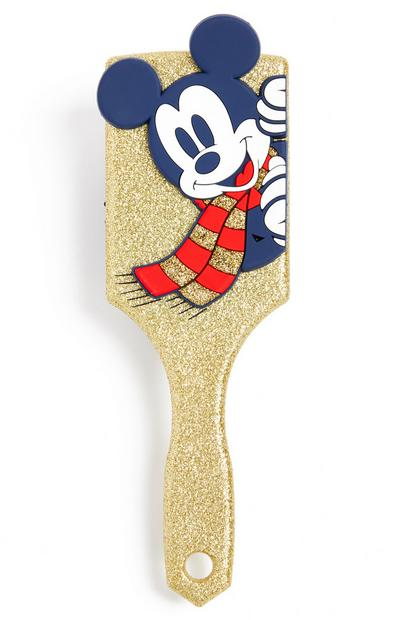 Mini brosse plate Mickey Mouse