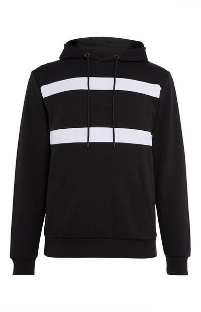 Endless Colour Block Overhead Hoodie