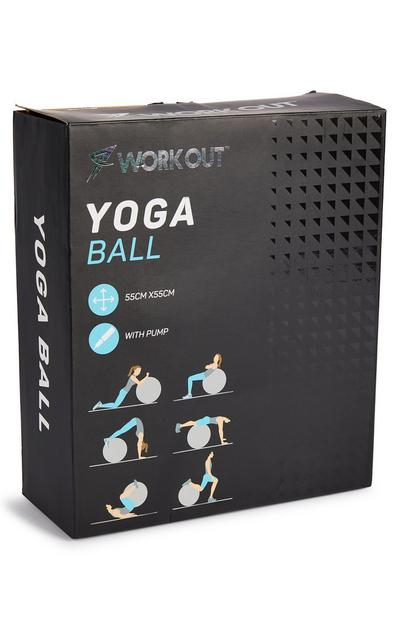 Workout Yoga Ball 55Cm
