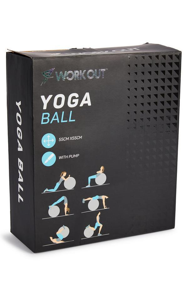 Bola ioga Workout 55 cm