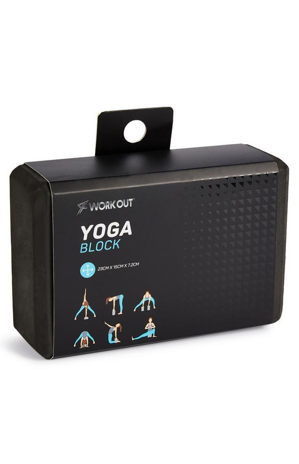 Bloco ioga Workout