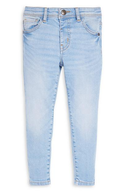 Younger Boy Light Blue Skinny Jeans