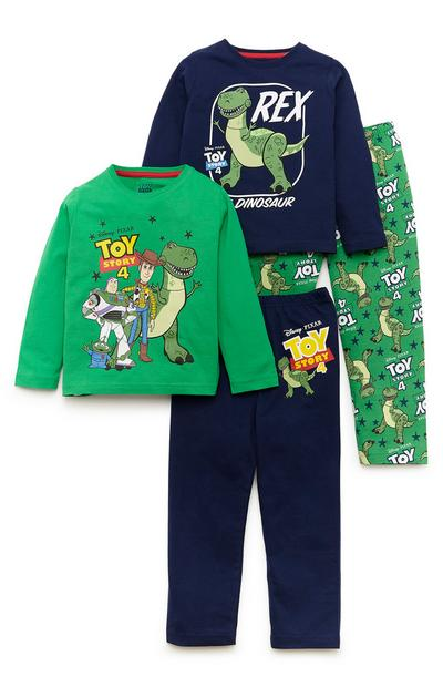 Pack 2 pijamas Disney Toy Story menino