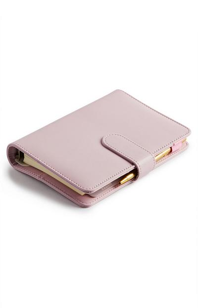 Blush Pink A5 Pocket Notebook
