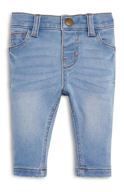 Baby Boy Skinny Blue Jeans