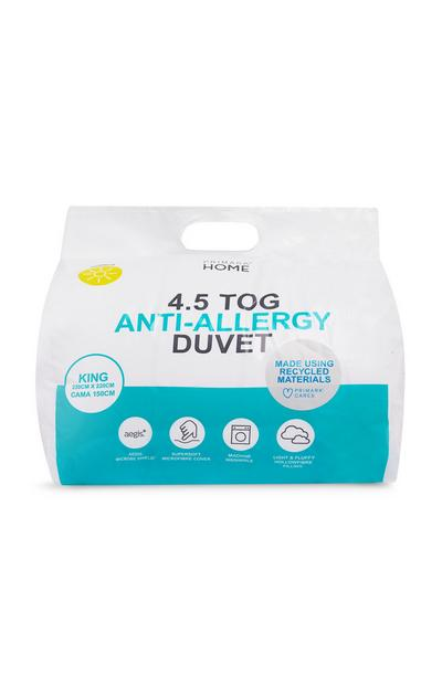 Anti-Allergy King Size Duvet