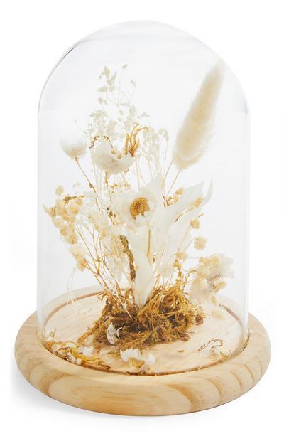 Campana de cristal «Opulent Medallion»