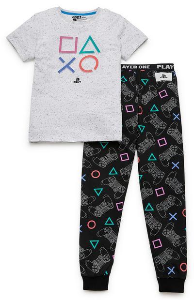 Pyjama PlayStation voor jongens, 2-delig