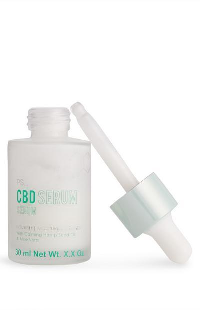 Sérum contenant du CBD