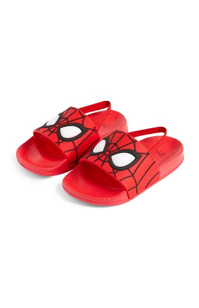 Chinelos Spiderman menino