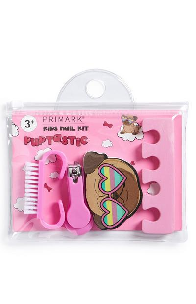 Kids Pup Manicure Set
