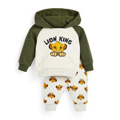 Baby Boy The Lion King Leisure Set 2 Piece