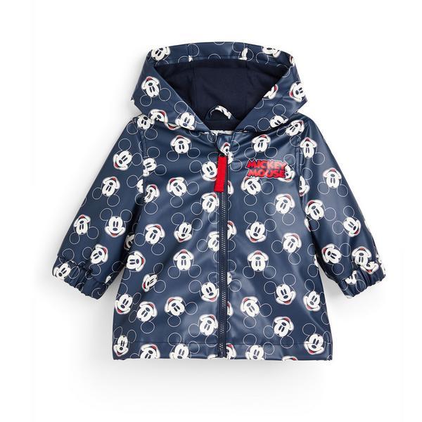 Regenjas Disney Mickey Mouse voor baby's (jongen)