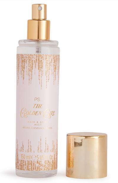 Bruma facial y corporal Golden Girl de 150 ml