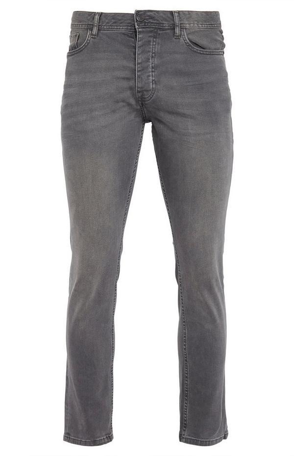 Jeans grigi slim fit