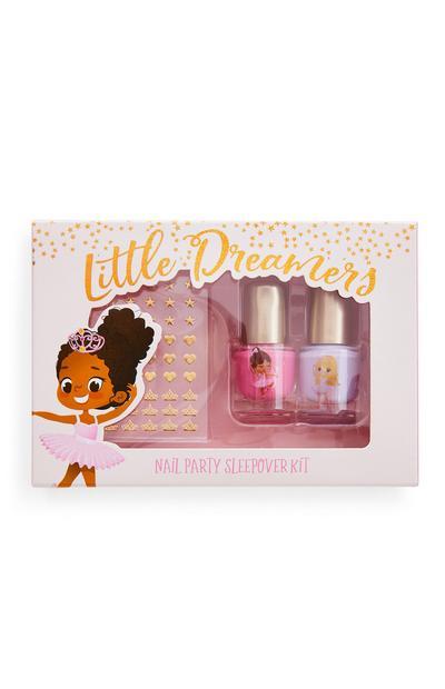 Little Dreamers Ballet Nail Art Set