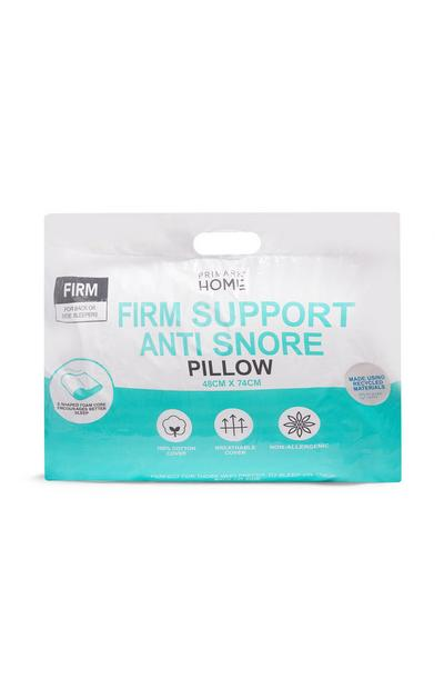 Firm Support Anti-Snore Pillow