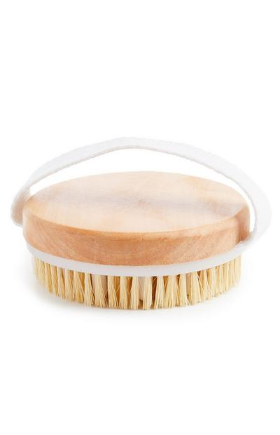 Spazzola per il corpo in bambù