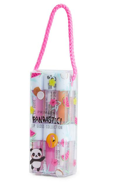 12-Pack Pandastic Lip Glosses