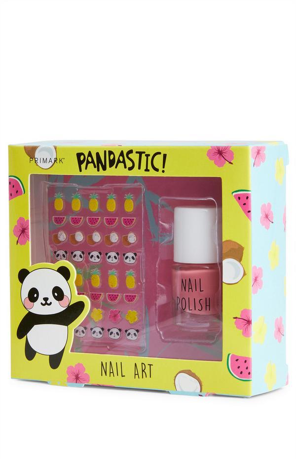 Pandastic Nail Art Kit
