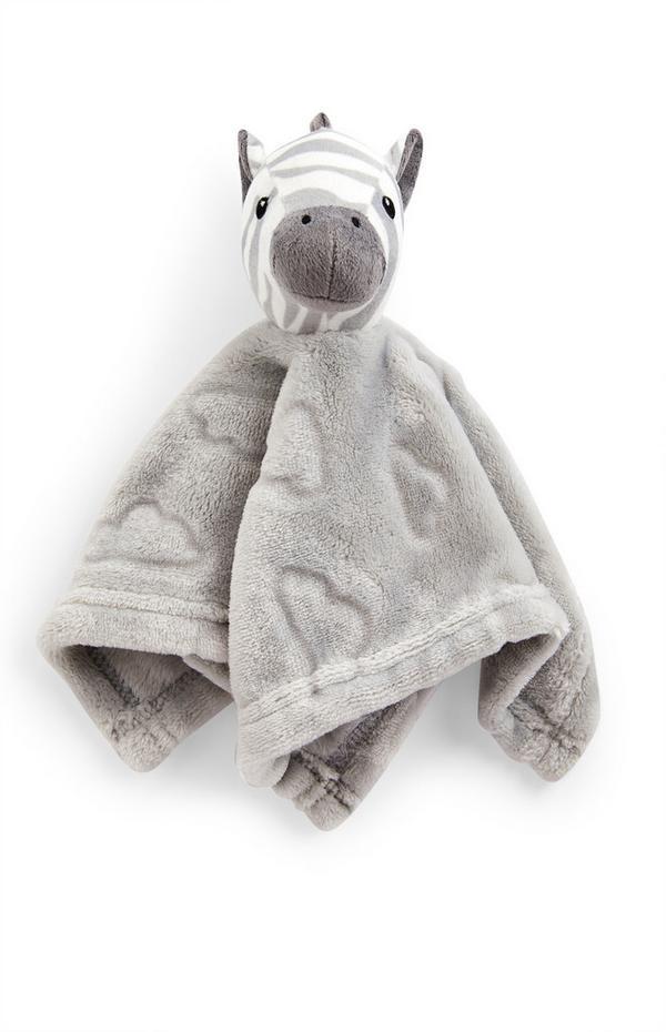 Zain The Zebra Comforter