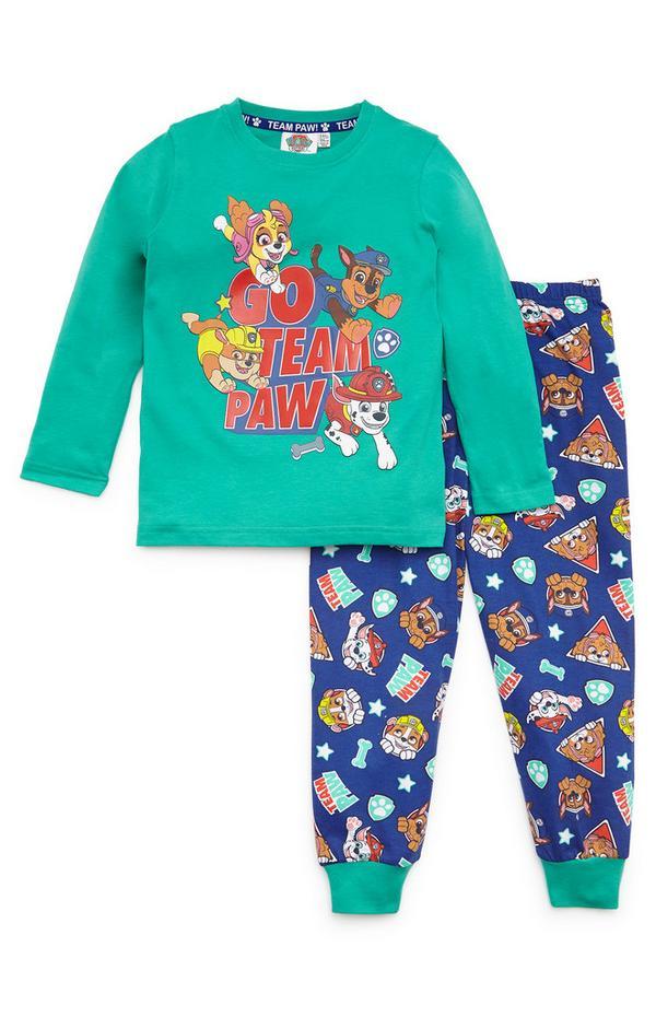 Pijama Disney Paw Patrol menino